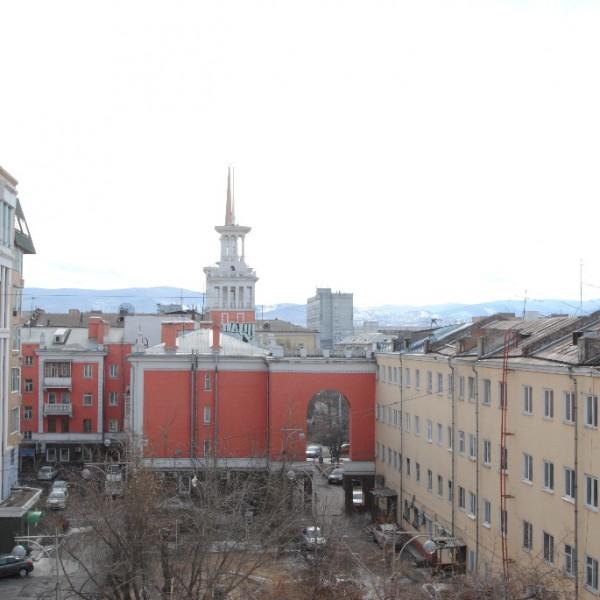 Вторичное — 5-комнатная сталинка, проспект Мира, 109