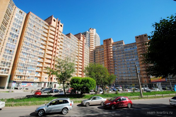жилой комплекс «Эдельвейс»