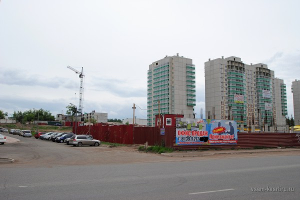 жилой комплекс «Мариинский»